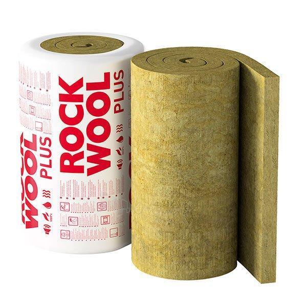 Stone wool insultaion roll Megarock Plius 200x1000x4000 Paveikslėlis 1 iš 1 237210300036