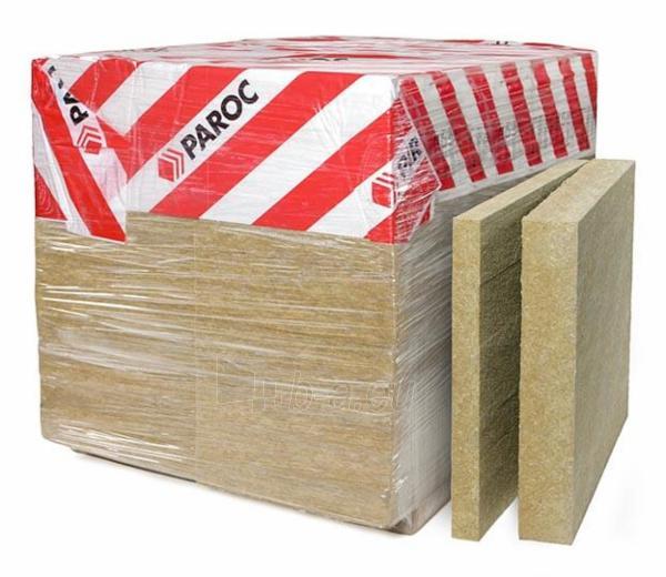 Stone wool insulation slabs ROS 30 160x1200x1800 Paveikslėlis 1 iš 1 237210400044
