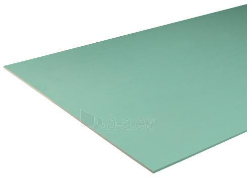 Knauf wind-proof boardl 9.5mm 1200x2700 water proof (3,24 kv. m) Paveikslėlis 1 iš 2 237350000079