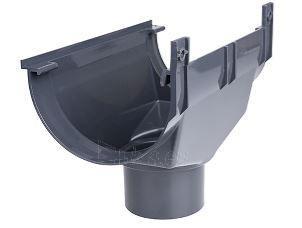 PLASTMO Latako nuolaja kompensacinė (Nr.11/90mm) 120 mm (grafitinė) Paveikslėlis 1 iš 2 237520400025