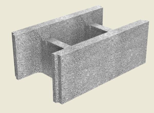Fibo pamatiniai blokeliai 300 mm Paveikslėlis 1 iš 1 237627000014