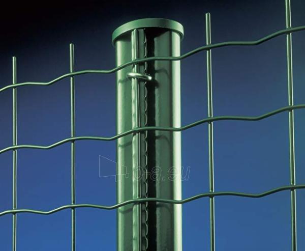Fence posts BEKACLIP (hot dipped galvanized) 38x1.50x2000 PVC Paveikslėlis 1 iš 2 239330000077