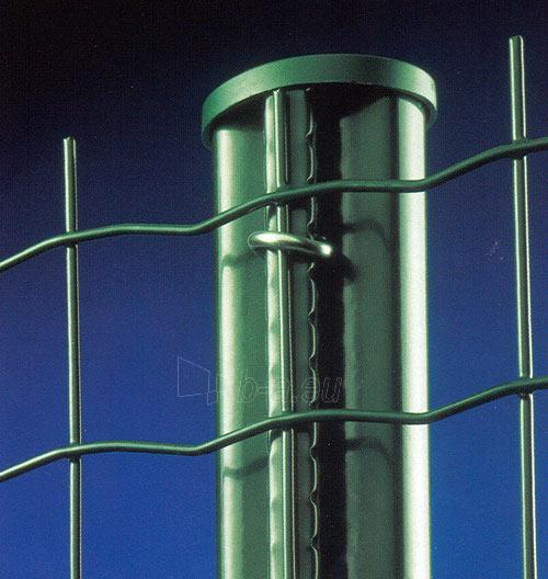 Fence posts BEKACLIP (hot dipped galvanized) 38x1.50x2000 PVC Paveikslėlis 2 iš 2 239330000077