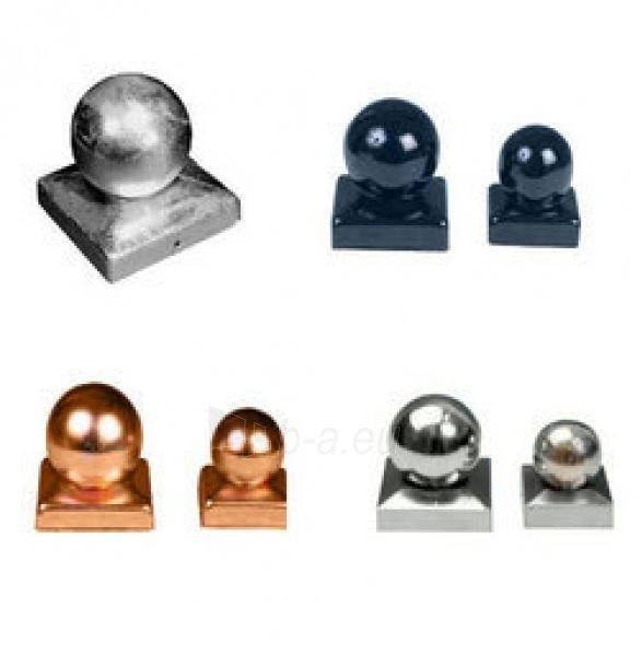 Metalinis apvalus kamštis D-48mm Paveikslėlis 1 iš 1 239350000039