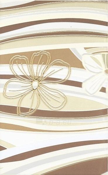 25*40 CARIOCA BEIGE B INS, dekoruota plytelė Paveikslėlis 1 iš 1 237751001957