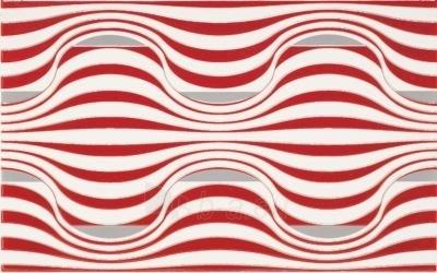 25*40 VIVIAN ROSA FALA INS, dekoruota plytelė Paveikslėlis 1 iš 1 237751001976