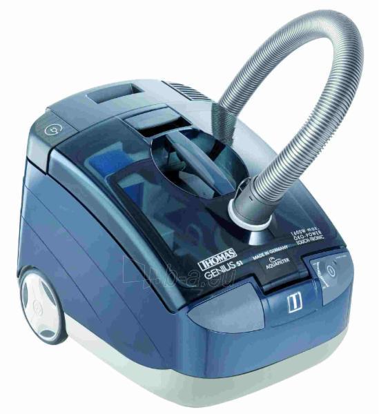 Vacuum cleaner THOMAS Genius S1 Paveikslėlis 1 iš 1 250120100082