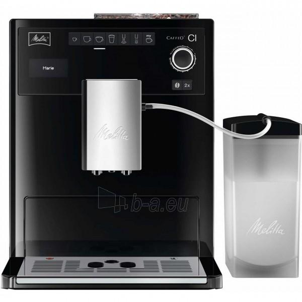 Kavos aparatas MELITTA E970-103 Caffeo Cl juodas Paveikslėlis 1 iš 1 250120200196