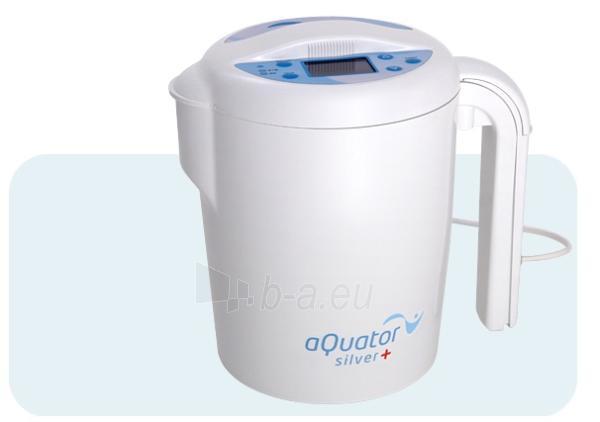 Vandens jonizatorius aQuator silver Paveikslėlis 1 iš 4 250126000005