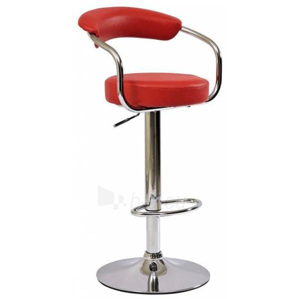 Baro kėdė C-231 (raudona) Paveikslėlis 1 iš 1 250406200071