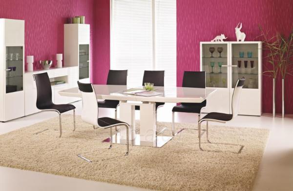 Valgomojo stalas Lorenzo išskleidžiamas Paveikslėlis 1 iš 10 250422000380