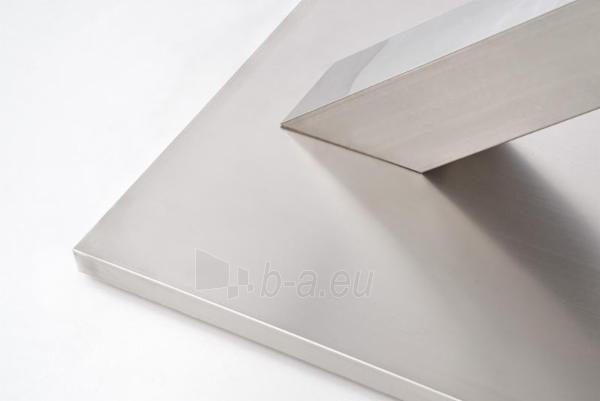 Valgomojo stalas Sandor (baltas) išskleidžiamas Paveikslėlis 9 iš 10 250422000396