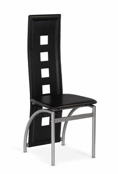 Valgomojo Kėdė K4M juoda Paveikslėlis 1 iš 1 250423000075