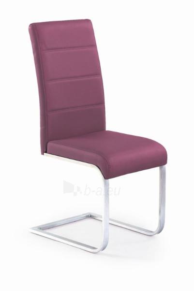 Valgomojo Kėdė K85 violetinė Paveikslėlis 1 iš 2 250423000081