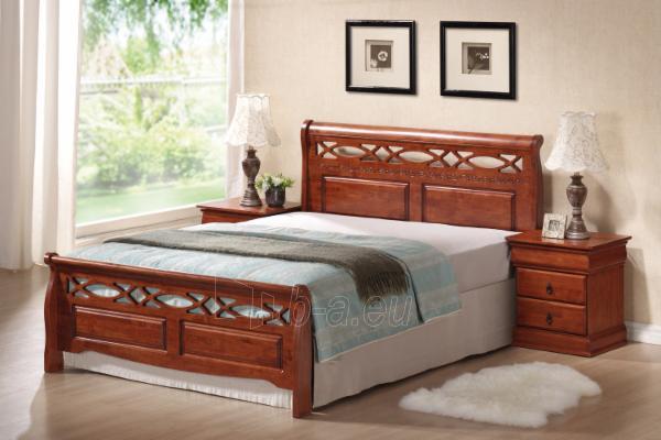 Miegamojo lova Genewa 160x200 Paveikslėlis 2 iš 2 250432000041