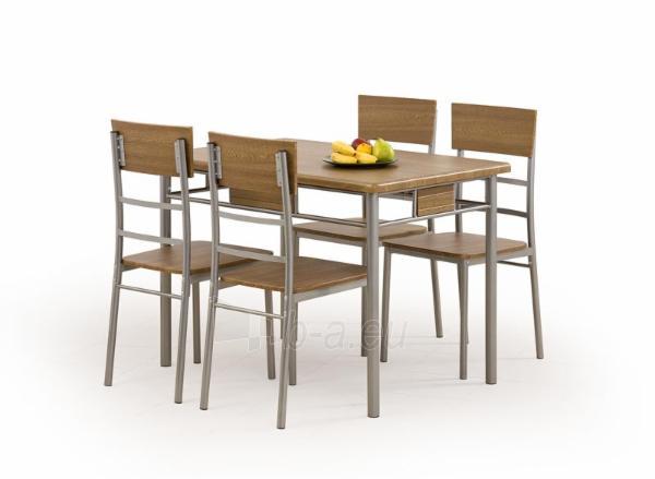 Stalas su kėdėm NATAN Paveikslėlis 1 iš 2 250452000001