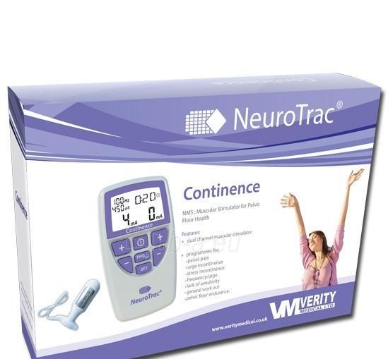 Elektrostimuliacijos aparatas NeuroTrac CONTINENCE Paveikslėlis 2 iš 3 250610100003