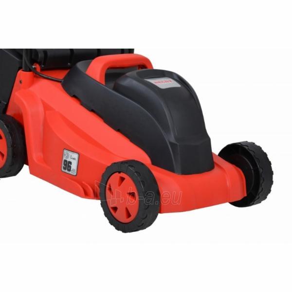 32 cm pločio lawnmower HECHT 1010 Paveikslėlis 3 iš 9 268901000675
