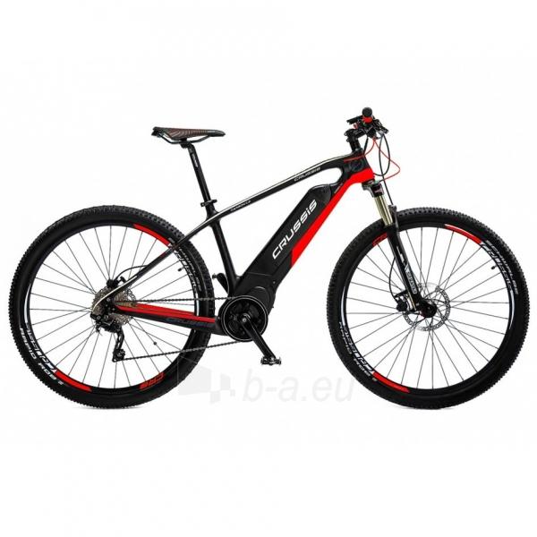 27.5 Kalnų elektrinis dviratis Crussis e-Carbon C.2 18* Paveikslėlis 1 iš 1 310820176436
