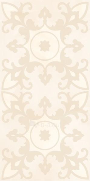 29.5*59.5 SABRO BIANCO GEOMETRYK INS, dek. plytelė Paveikslėlis 1 iš 1 237751002057