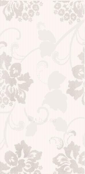 29.5*59.5 SECRET BIANCO INS B, dekoruota plytelė Paveikslėlis 1 iš 1 237751002064