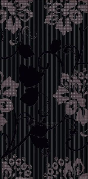 29.5*59.5 SECRET NERO INS B, dekoruota plytelė Paveikslėlis 1 iš 1 237751002067