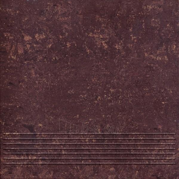 29.8*29.8 MISTRAL BROWN STOP MAT, ak. m. pakopa Paveikslėlis 1 iš 1 237751002458