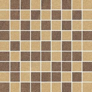 29.8*29.8 MOZ ARKESIA BROWN/MOCCA MIX POL, akmens masės mozaika Paveikslėlis 1 iš 1 237751002471