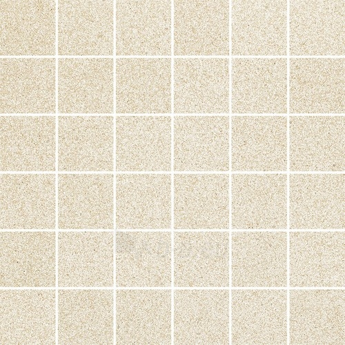 29.8*29.8 MOZ DUROTEQ BIANCO POL (4.8*4.8), ak. m. mozaika Paveikslėlis 1 iš 1 310820024559