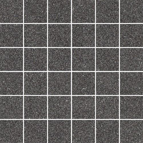 29.8*29.8 MOZ DUROTEQ NERO POL (4.8*4.8), ak. m. mozaika Paveikslėlis 1 iš 1 310820024552