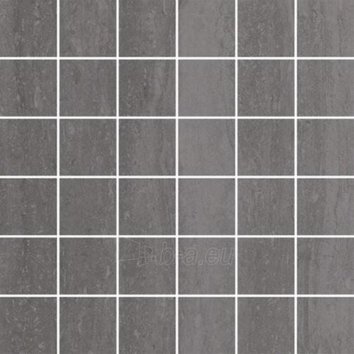 29.8*29.8 MOZ EXPLORER GRAFIT A (4.8*4.8), akmens masės mozaika Paveikslėlis 1 iš 1 237751002799