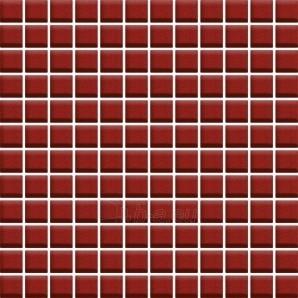 29.8*29.8 MOZ KARMAZYN SZKLANA, mozaika, klijuoti Maxibond Paveikslėlis 1 iš 1 237751002101