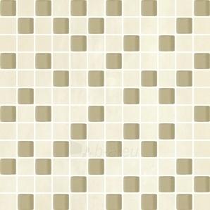 29.8*29.8 MOZ MISTERE BIANCO SZKLANA, mozaika, klijuoti Maxibond Paveikslėlis 1 iš 1 237751002107