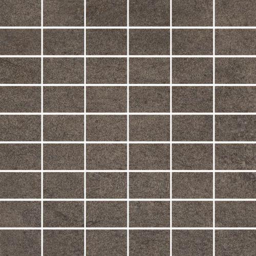 29.8*29.8 MOZ TARANTO BROWN POLPOL (3.15*4.8) akmens masės mozaika Paveikslėlis 1 iš 1 237751002807