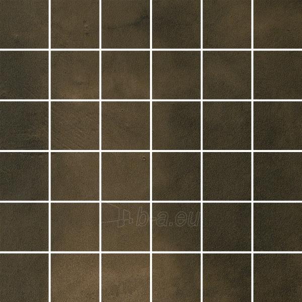 29.8*29.8 MOZ TIGUA BROWN akmens masės mozaika Paveikslėlis 1 iš 1 310820018923