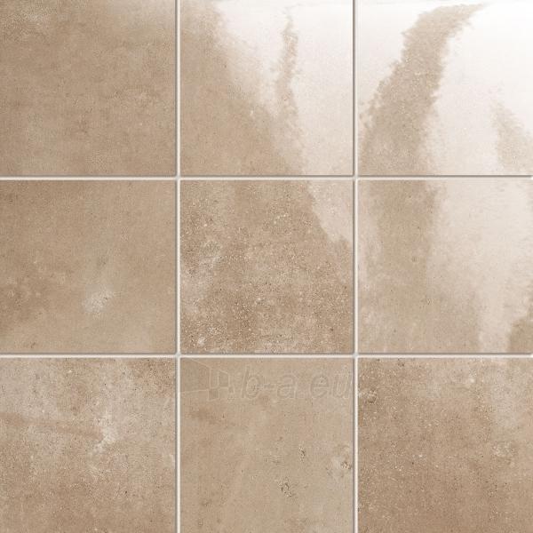 29.8*29.8 MP- EPOXY BROWN 1 POL, akmens masės mozaika Paveikslėlis 1 iš 1 310820025531