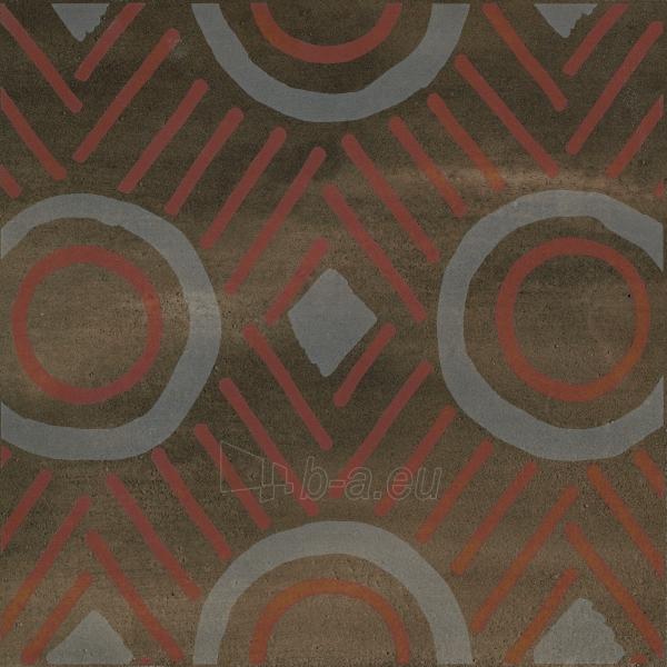 29.8*29.8 TIGUA BROWN INS A, dekoruota akmens masės plytelė Paveikslėlis 1 iš 1 310820018921