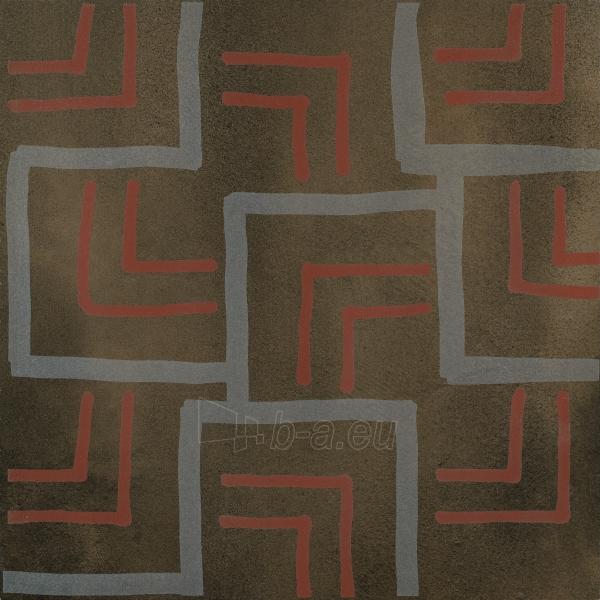29.8*29.8 TIGUA BROWN INS B, dekoruota akmens masės plytelė Paveikslėlis 1 iš 1 310820018944