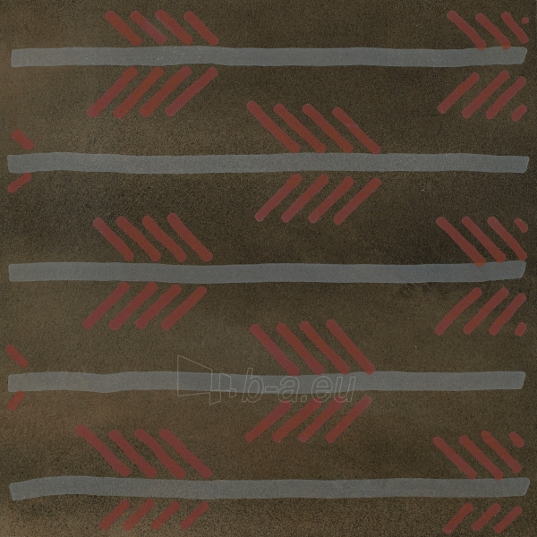 29.8*29.8 TIGUA BROWN INS C, dekoruota akmens masės plytelė Paveikslėlis 1 iš 1 310820024555