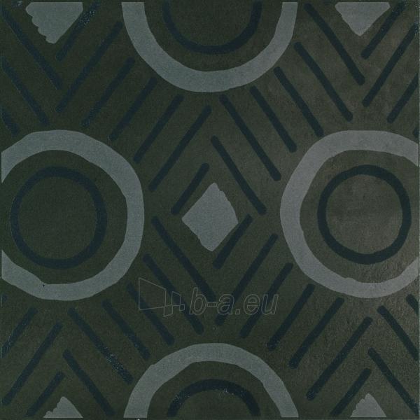 29.8*29.8 TIGUA GRAFIT INS A, dekoruota akmens masės plytelė Paveikslėlis 1 iš 1 310820024558