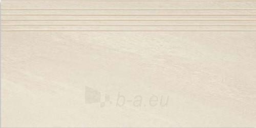29.8*59.8 MASTO BIANCO STOP POLPOL, akmens masės pakopa Paveikslėlis 1 iš 1 237751002858