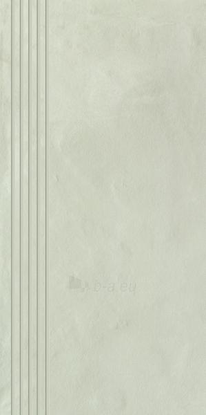 29.8*59.8 TIGUA BIANCO STOP MAT, ak. m. pakopa Paveikslėlis 1 iš 1 310820018924