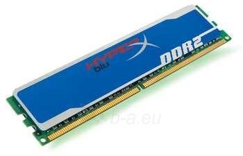 2GB 800MHZ DDR2 NON-ECC CL5 DIMM HYPERX Paveikslėlis 1 iš 1 250255110471