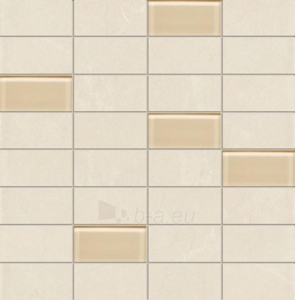 30.3*30.8 MS- GOBI WHITE, mozaika Paveikslėlis 1 iš 1 237751002910