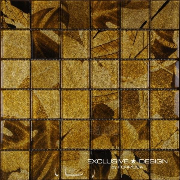 30*30 A-MGL08-XX-040 8mm, stiklo mozaika Paveikslėlis 1 iš 1 237751002215