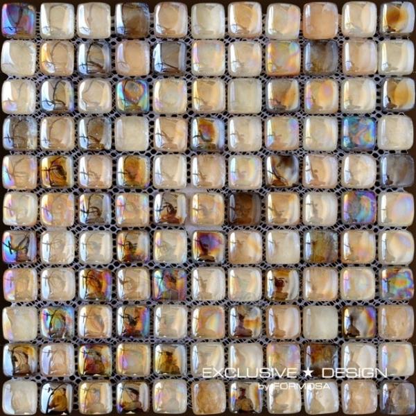 30*30 A-MGL14-XX-004 14mm, stiklo mozaika Paveikslėlis 1 iš 1 237751002219