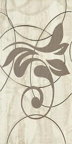 30*60 AMICHE BEIGE INS B, dekoruota plytelė Paveikslėlis 1 iš 1 237751002256