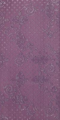 30*60 LUCIOLA VIOLA INS DAMASCO, dekoruota plytelė Paveikslėlis 1 iš 1 237751002284