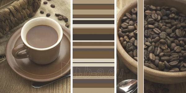 30*60 VIVIDA BIANCO INS CAFE A, dekoruota plytelė Paveikslėlis 1 iš 1 310820068450