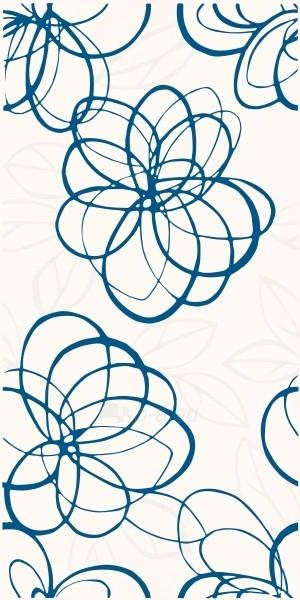 30*60 VIVIDA BLUE INS, dek. tile Paveikslėlis 1 iš 1 237751002313